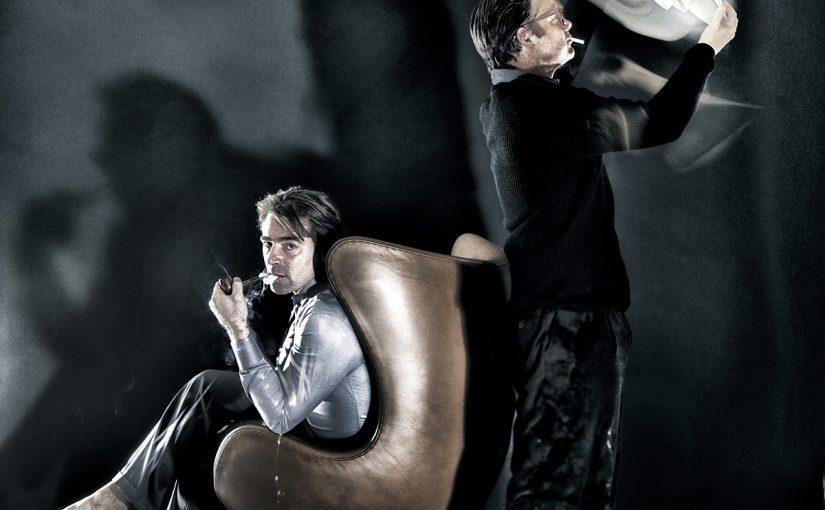 FLYGT  –  (Arne Jacobsen og PH i et musikalsk drama, hvor bølgerne går højt)