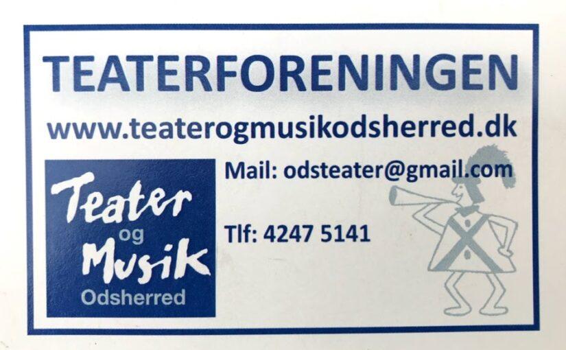 Værsgo Vores Visitkort :)