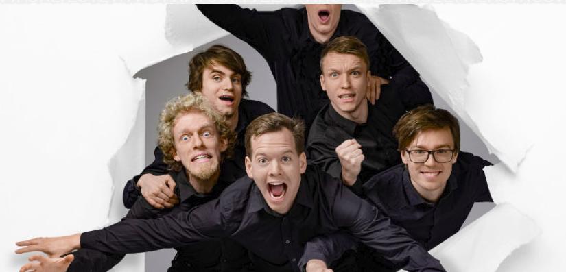 DET STORE FEDE GENNEMBRUD – politisk satire, stor musikalitet og et godt grin