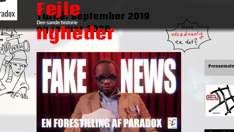 FAKE NEWS – The True Story
